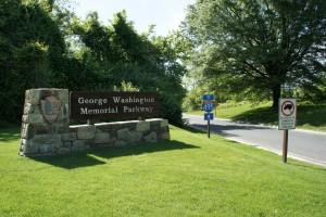 George Washington Memorial Parkway, Rosslyn, Virginia